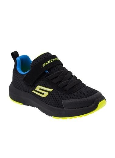 Skechers Unisex Çocuk Siyah Fashion Fit  Spor Ayakkabı 279392 Siyah